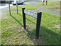 TL8230 : Fenn Road sign by Adrian Cable
