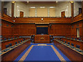J4075 : The Assembly Chamber, Parliament Buildings by Stephen McKay