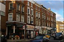 TQ2584 : West End Lane, West Hampstead by Christopher Hilton