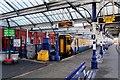 NS4238 : Kilmarnock Railway Station Platforms 1, 2 & 3 by Ian Rainey