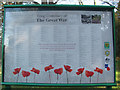 SP9211 : The Tring Men who died in the Great War by Chris Reynolds