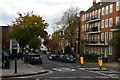 TQ2585 : Dennington Park Road, off West End Lane, West Hampstead by Christopher Hilton