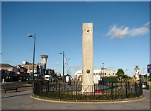TG5307 : The Far East Prisoners of War memorial by Evelyn Simak
