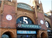 TG5307 : The Hippodrome in Great Yarmouth by Evelyn Simak