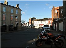 TG5307 : View along St George's Road by Evelyn Simak