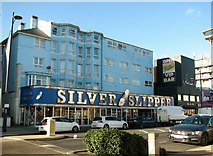 TG5307 : Silver Slipper Amusements on Marine Parade by Evelyn Simak