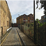 TQ3480 : Development opportunity – Phoenix Wharf, Wapping High Street by Robin Stott
