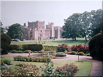NZ1221 : Raby Castle by John H Darch