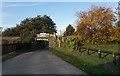 TG1742 : Rail bridge on Beeston Regis, Sheringham by Ian S