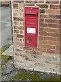 SK4648 : Postbox, Hall Lane, Brinsley by Alan Murray-Rust