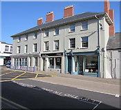 SO3014 : Dormy, 47 Cross Street, Abergavenny by Jaggery