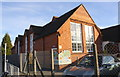 SU7274 : New Bridge Nursery School, Montague Street by Roger Templeman