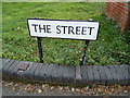 TL8925 : The Street sign by Adrian Cable
