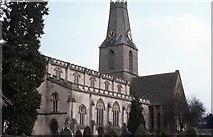 SO8700 : Minchinhampton Holy Trinity by Martin Richard Phelan