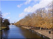 TL0549 : River Walk by Gordon Griffiths