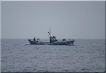 """NZ8612 : """"Jane Elizabeth"""" heading home to Whitby by Neil Theasby"""