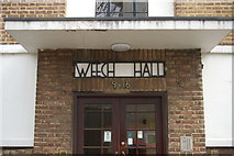 TQ2585 : Weech Hall, Fortune Green Road, West Hampstead by Christopher Hilton