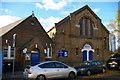 TQ2486 : Childs Hill Baptist Chapel by Christopher Hilton