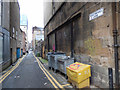 NS5865 : Sauchiehall Lane by Thomas Nugent