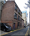 NS5865 : Sauchiehall Lane by Thomas Nugent