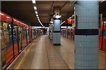 TQ3878 : Island Gardens Station by N Chadwick