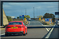 SP9537 : Central Bedfordshire : M1 Motorway by Lewis Clarke