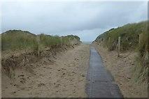 SH5631 : Path to the beach by DS Pugh