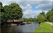SE3231 : Thwaite Mills and the Aire and Calder Navigation by Mat Fascione