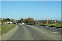 TR1332 : A259 Dymchurch Road by Robin Webster