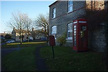 SK8925 : Former post office by Bob Harvey