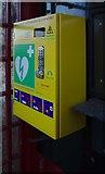 SK8925 : Defibrillator by Bob Harvey