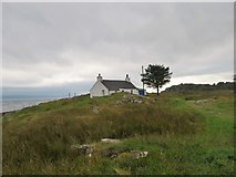 NM7430 : Grass Point Cottage by Andrew Wood