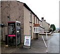 ST4790 : Doomed BT phonebox, Caerwent by Jaggery