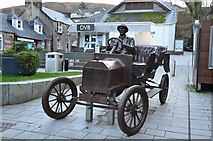 NN1073 : The Bronze Ford, Fort William by Jim Barton