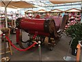 SH8074 : A sledge awaits by Richard Hoare