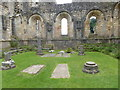 SE2768 : The Chapter House, Fountains Abbey by Marathon