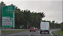 R4460 : Sign for J7, N18 by N Chadwick