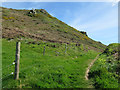 SX8037 : South West Coast Path by Hugh Venables