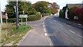 SU7938 : Road Junction in Kingsley by John P Reeves
