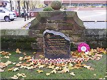 SO9198 : Burma Star Memorial by Gordon Griffiths