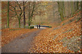 SK1790 : Roadway around Derwent Reservoir by Stephen McKay