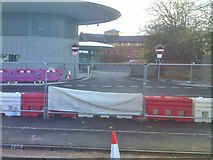 SO9198 : New Tram Line by Gordon Griffiths