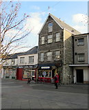 SS9079 : Poker Dot Diner in Bridgend town centre by Jaggery