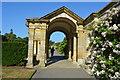 TQ4845 : Arch, Hever Gardens by N Chadwick