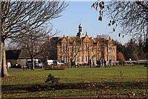 NT3366 : King's Park School by Anne Burgess