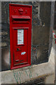 TL4458 : Postbox at the entrance to Queens' College by Christopher Hilton
