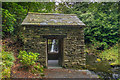 NY3606 : The Grot, Rydal Hall by Ian Capper