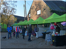 ST2885 : Tredegar House food and craft market (1) by Robin Drayton