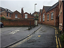 SP2865 : Parts of Warwick High School for Girls by Robin Stott