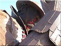 NZ4349 : Tommy Sheds Poppy Tears by Les Hull